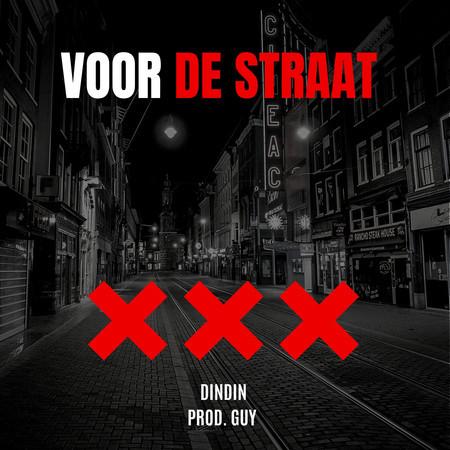 Voor De Straat 專輯封面