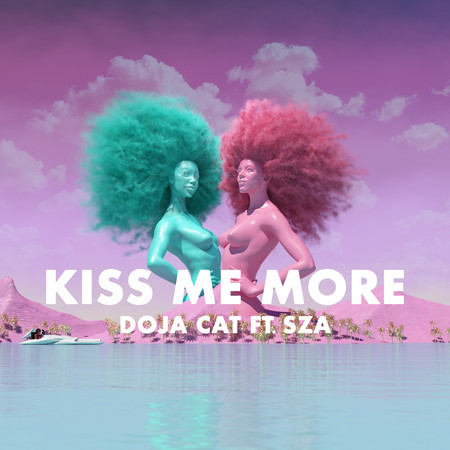 Kiss Me More 專輯封面