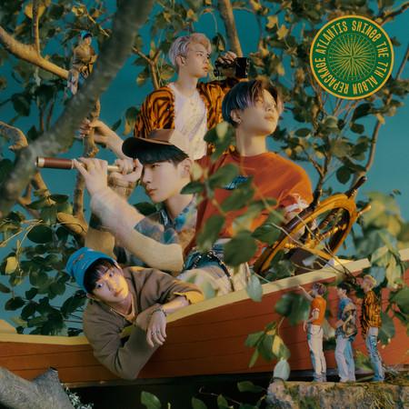第七張正規改版專輯『Atlantis』 專輯封面