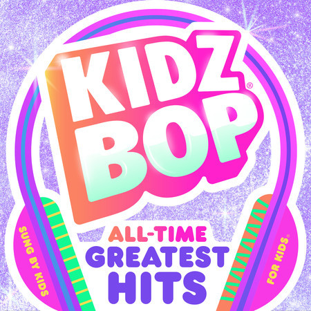 KIDZ BOP All-Time Greatest Hits 專輯封面