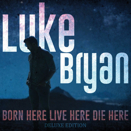 Born Here Live Here Die Here (Deluxe Edition) 專輯封面