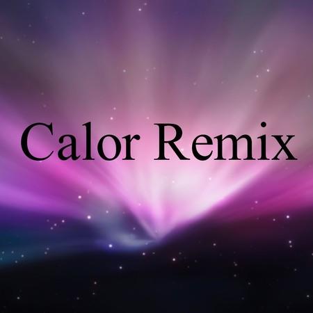 Calor Remix 專輯封面