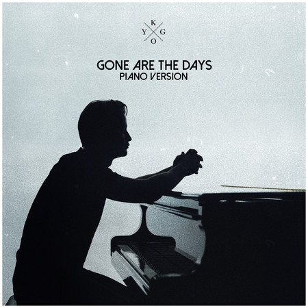 Gone Are The Days (Piano Version) 專輯封面