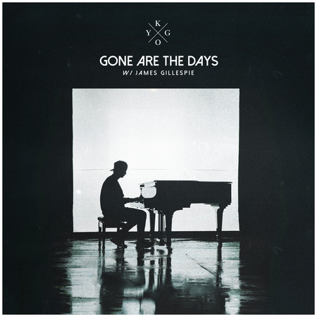 Gone Are The Days 專輯封面