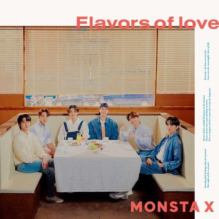 Flavors Of Love 專輯封面