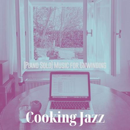(Piano Solo) Music for Unwinding 專輯封面