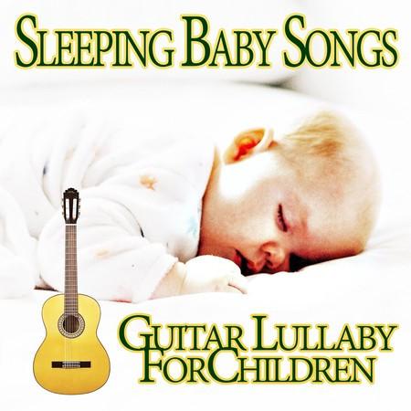 Guitar Lullaby for Children 專輯封面