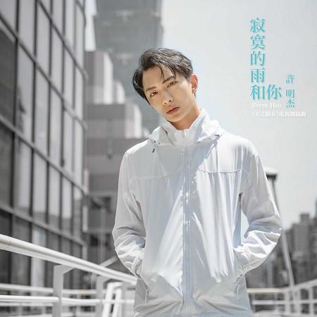 寂寞的雨和你(《天之驕女》電視劇插曲) 專輯封面