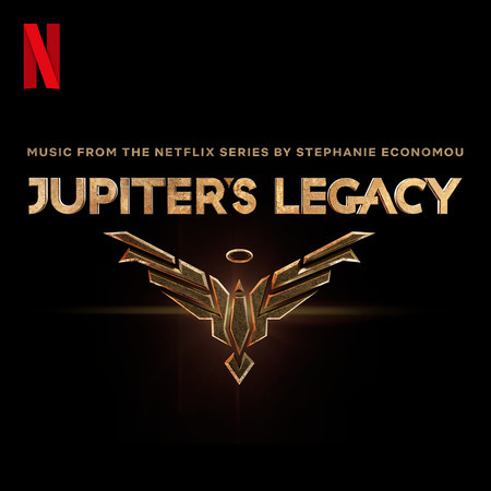 Jupiter's Legacy (Music From the Netflix Series) 專輯封面