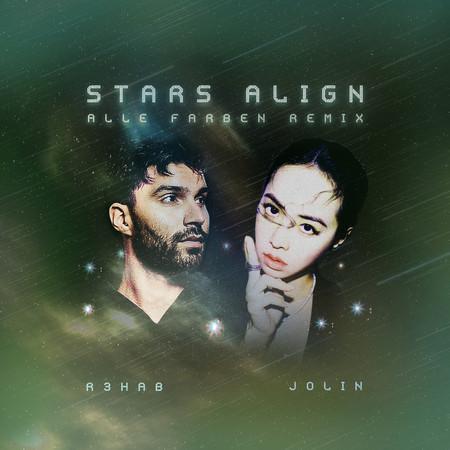Stars Align (Alle Farben Remix) 專輯封面