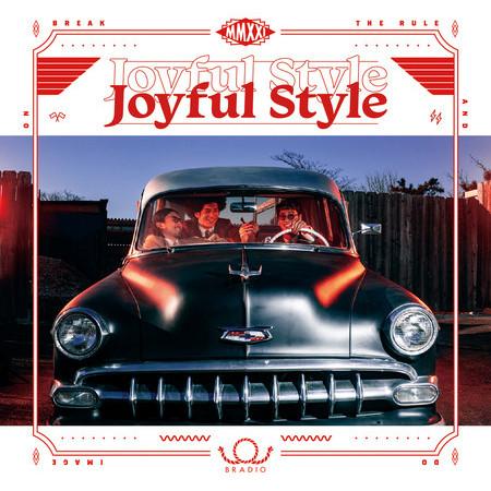 Joyful Style 專輯封面