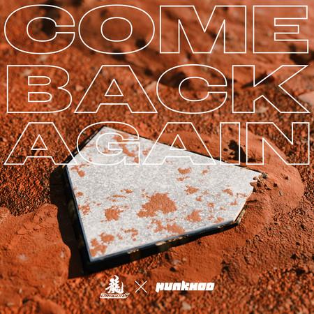Come Back Again 專輯封面