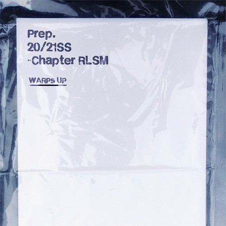 Prep.20/21SS -Chapter RLSM- 專輯封面
