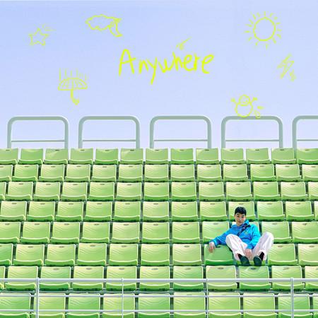 Anywhere 專輯封面