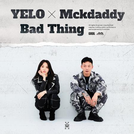 Bad Thing 專輯封面
