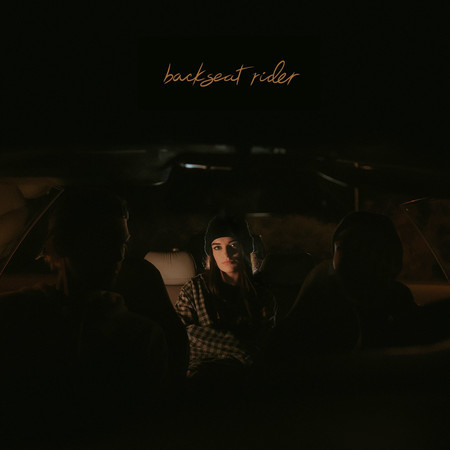 Backseat Rider 專輯封面