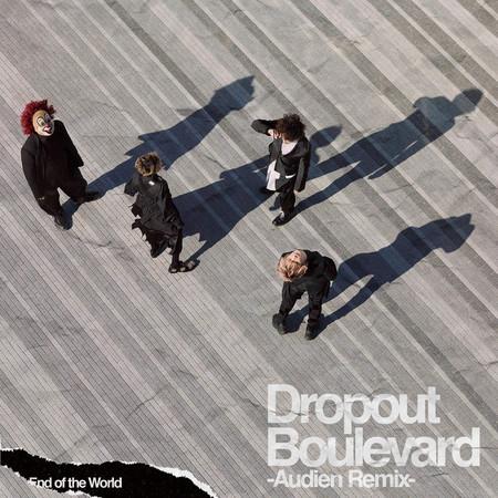 Dropout Boulevard (Audien Remix) 專輯封面