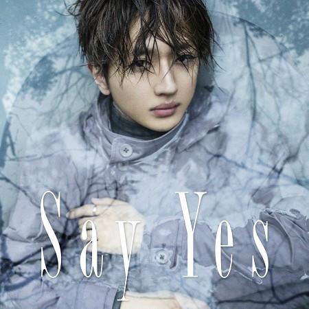 Say Yes 專輯封面