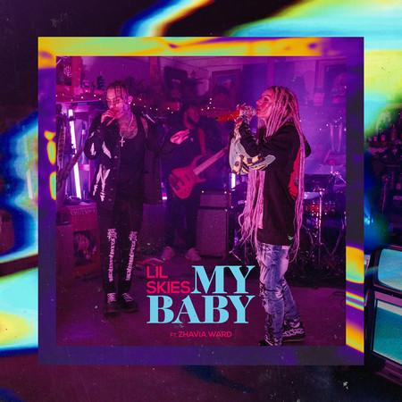 My Baby (feat. Zhavia Ward) 專輯封面