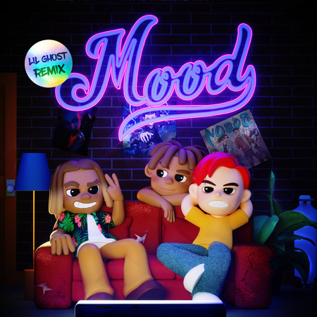 Mood (Lil Ghost Remix) 專輯封面