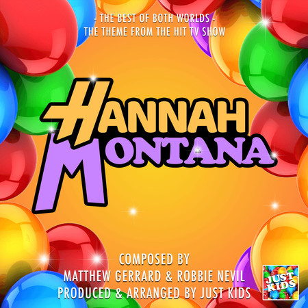 """The Best Of Both Worlds (From """"Hannah Montana"""") 專輯封面"""