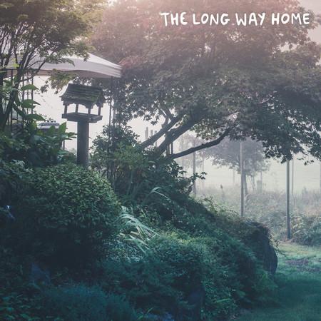 the long way home 專輯封面