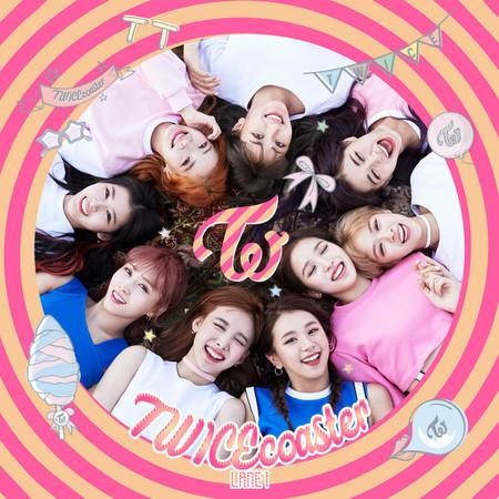 Twicecoaster: Lane 1 專輯封面