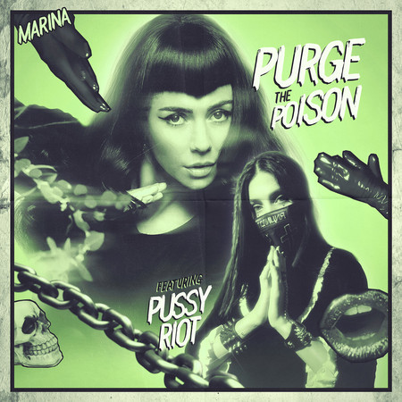 Purge The Poison (feat. Pussy Riot) 專輯封面