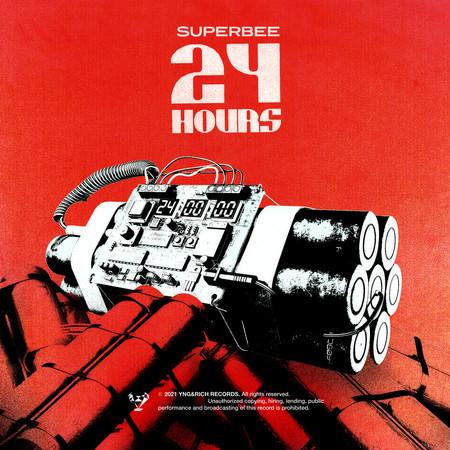 24 HOURS 專輯封面