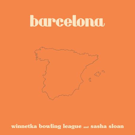 barcelona 專輯封面