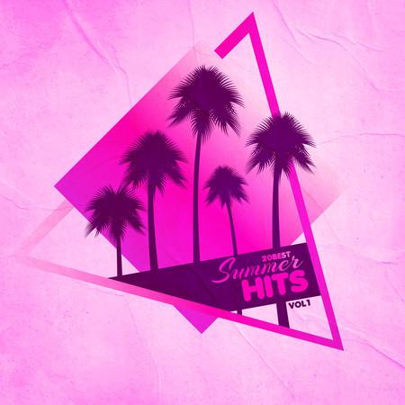 20 Best Summer Hits, Vol. 1 專輯封面