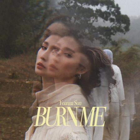 BURN ME 專輯封面