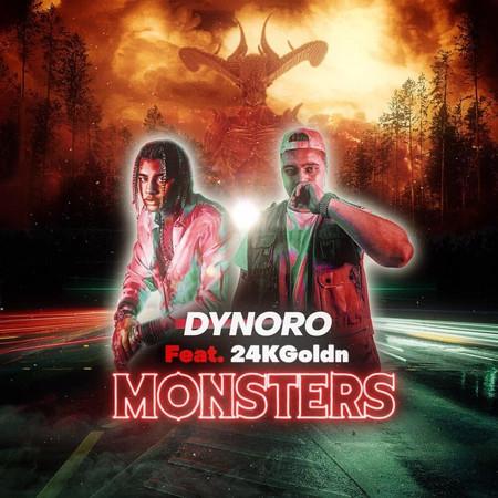 Monsters 專輯封面