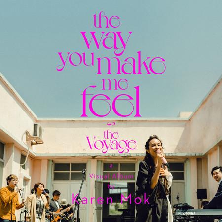 The Way You Make Me Feel 專輯封面