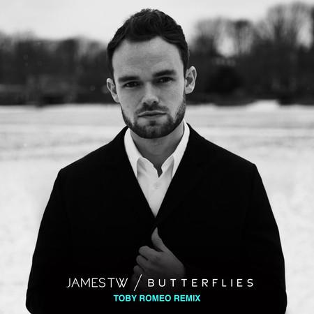 Butterflies (Toby Romeo Remix) 專輯封面
