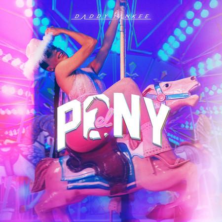 EL PONY 專輯封面
