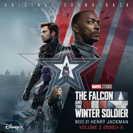 The Falcon and the Winter Soldier: Vol. 2 (Episodes 4-6) (Original Soundtrack) 專輯封面