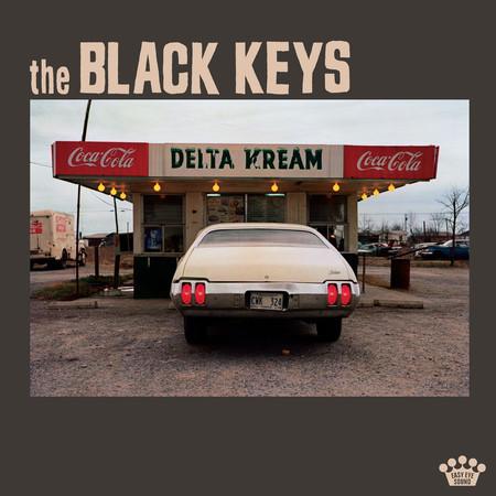 Delta Kream 專輯封面