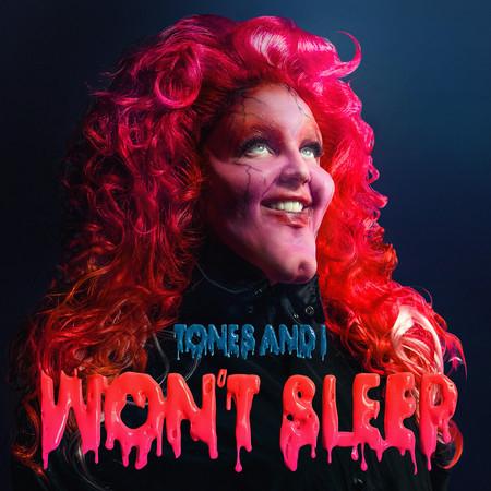Won't Sleep 專輯封面