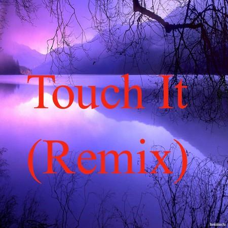Touch It (Remix) 專輯封面