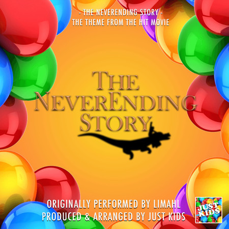 """The Neverending Story (From """"The Neverending Story"""") 專輯封面"""