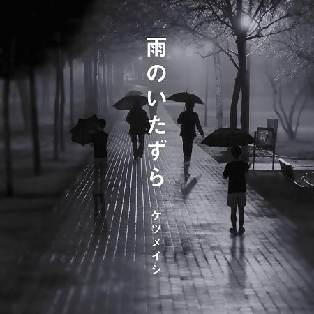 雨的惡作劇 專輯封面