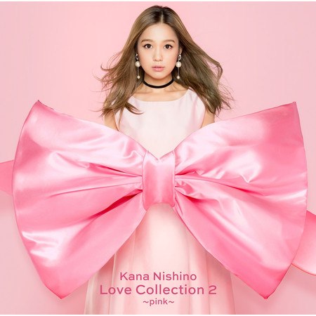 Love Collection 2 - pink (Special Edition) 專輯封面