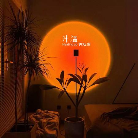 升溫 專輯封面