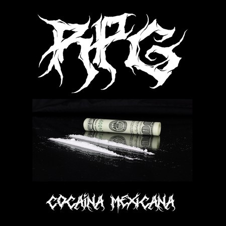 Cocaina Mexicana 專輯封面