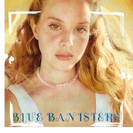 Blue Banisters 專輯封面