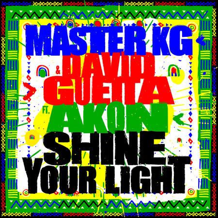 Shine Your Light (feat. Akon) 專輯封面