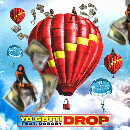 Drop 專輯封面