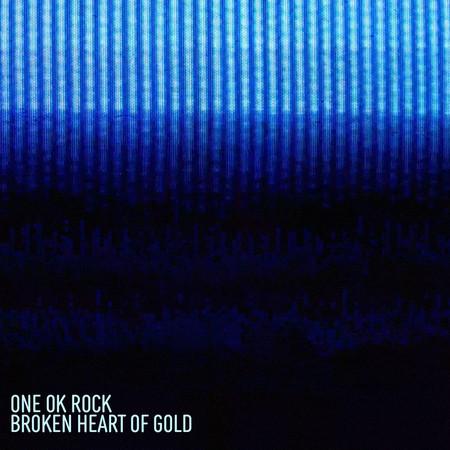 Broken Heart of Gold (Japanese Version) 專輯封面
