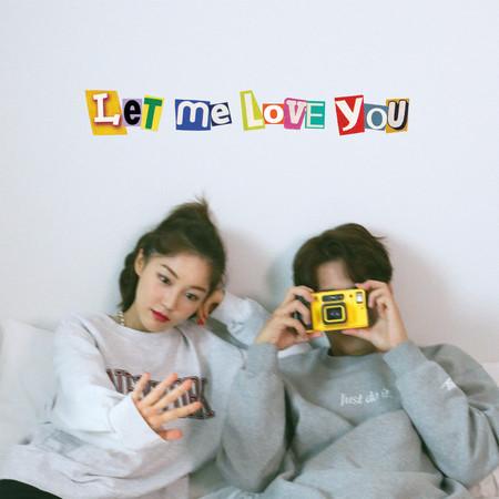 Let Me Love You 專輯封面